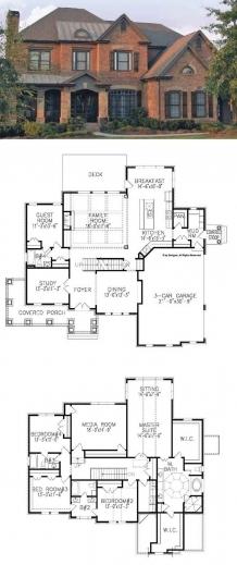 Fantastic 1000 Ideas About Floor Plans On Pinterest House Plans Floors G 5 Floor Plans Images