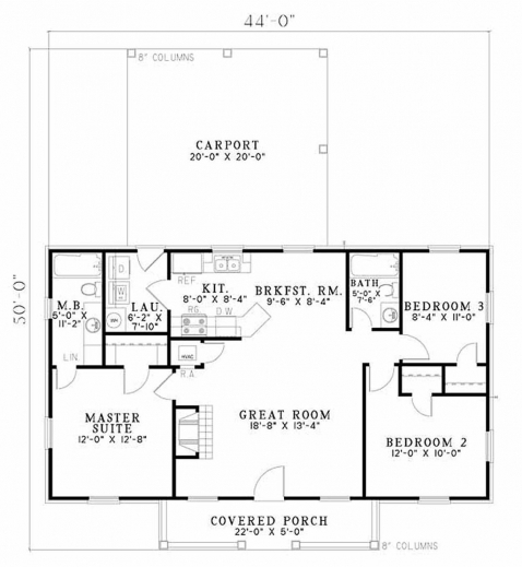 Fantastic 1000 Images About Floor Plans On Pinterest Bath Cottages And Simple Ranch House Plans 3 Bedroom Photo
