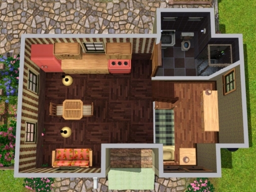 Fantastic 1000 Images About Sims On Pinterest House Plans The Sims And Smoll Farm Hous Image And Plans Pictures