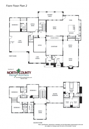 Fantastic 5 Bedroom Floor Plans 2 Story Lcxzz 5 Bedroom House Plans 2 Story Pic