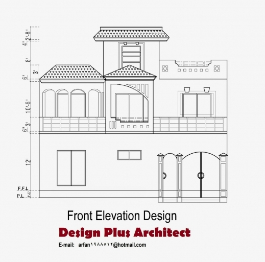 Fantastic Home Plans House Plans And Pakistan Home On Pinterest 2d House Plans With Designing Photo