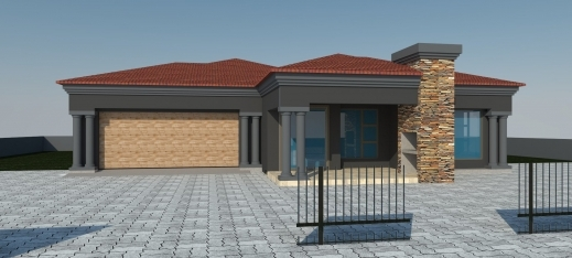 Marvelous Tuscan House Plans In Polokwane Arts Plan Mlb 006s1 Sc ...