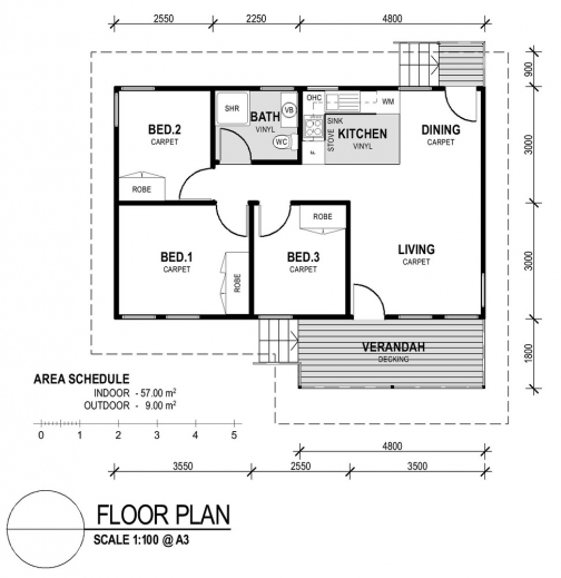 Fantastic Small 3 Bedroom House Plans On Contentcreationtoolsco Small 3 Bedroom House Plans Photos