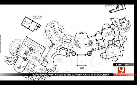 Fantastic texas mansions floor plans slyfelinos mega for Mega homes floor plans