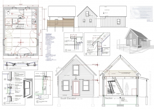 Fascinating 1000 Images About Tiny House Plans Design Ideas On Pinterest How To Make A House Plan Photos