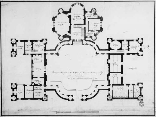 Floor Plans For A Castle House Floor Plans