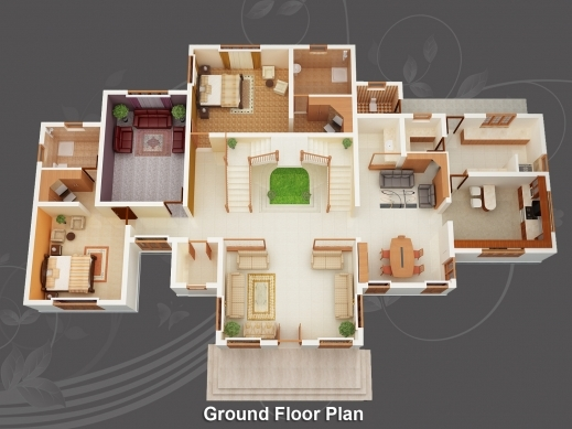 Fascinating Pinterest The World39s Catalog Of Ideas 3d Plan Of House Pictures