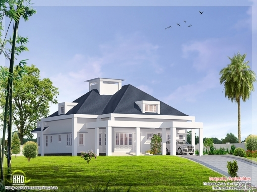 Gorgeous 5 Bedroom Floor Plans 5 Bedroom Bungalow House Plan In Nigeria Nigeria Floor House Plan Photos