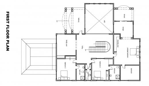 Incredible Ghana House Plans Manhyia Ghana Nigeria House Plan Floor Plan2 Nigeria Floor House Plan Pic