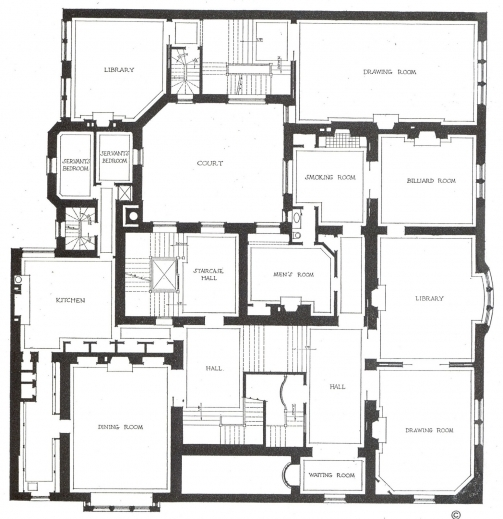 Incredible Half Pudding Half Sauce 05012013 06012013 Mansion E More Floor Plan L Image