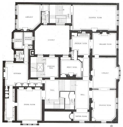 Incredible Half Pudding Half Sauce 05012013 06012013 Mansion E More Floor Plan L Image