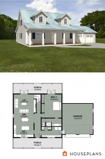 Stylish small farm house design plans small farmhouse for Small farmhouse plans
