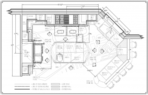 Inspiring 1000 Images About Kitchen Floor Plans On Pinterest Kitchen Floor Plans Images