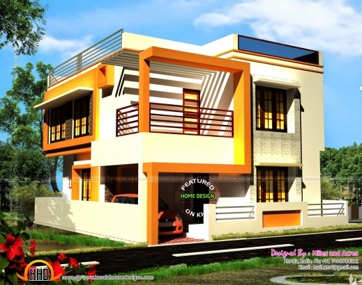 Inspiring 30x40 Plot Size House Plan Kerala Home Design And Floor Plans 3 Keralahousedesigns Com/floor Plans And Elevations Photos