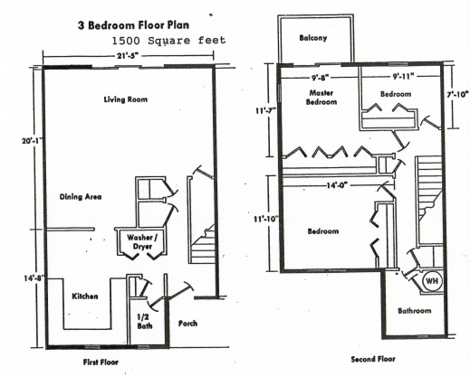 Inspiring Duplex Plans 3 Bedroom Southern Living House Plans Farmhouse Small 3bedroom Home Plans Image