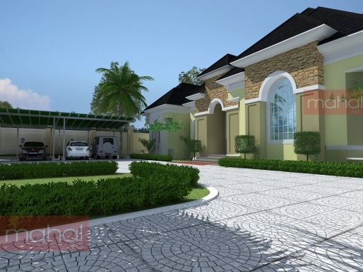 Inspiring House Designs And Floor Plans In Nigeria Nigeria Floor House Plan Images