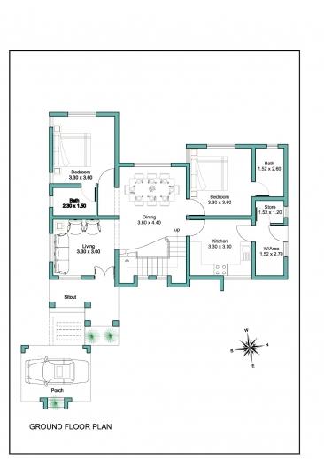 Inspiring House Plans Designs Kerala Arts Kerala Villa Floor Plans Pictures