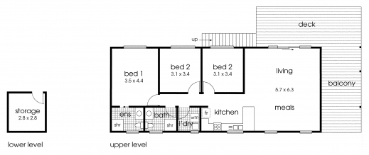 Inspiring Small 3 Bedroom House Plans Homesavings 3 Bedrooms Small House Floor Plans Photos