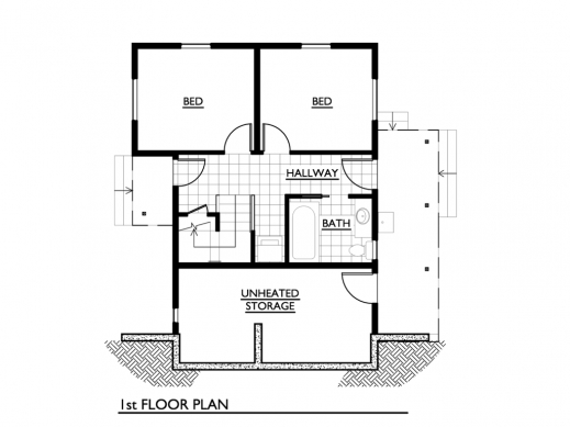 Amazing Small House Plans Under Sq Ft Small House Plans Under