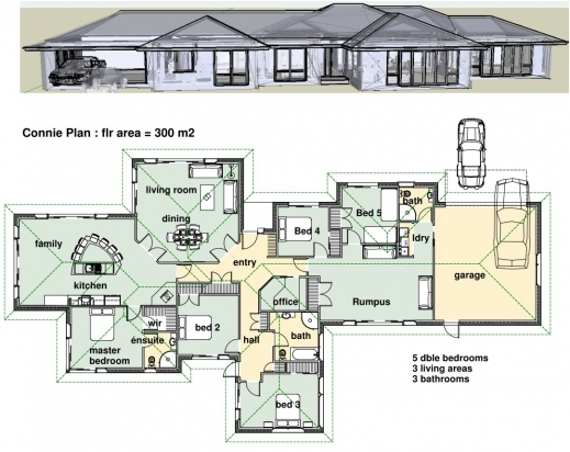 How to make a house plan house floor plans How to draw a house plan