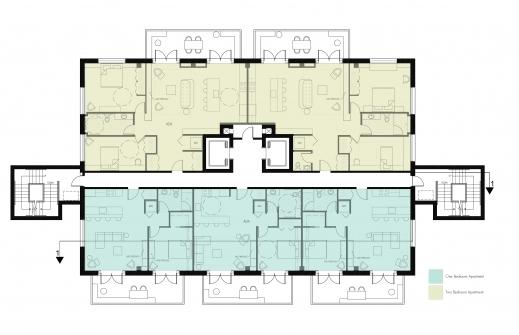 Outstanding 3d Floor Plans Home Design 3 Bed Ideas Imanada 5 Bedroom Apartment / Home Plan Design Image