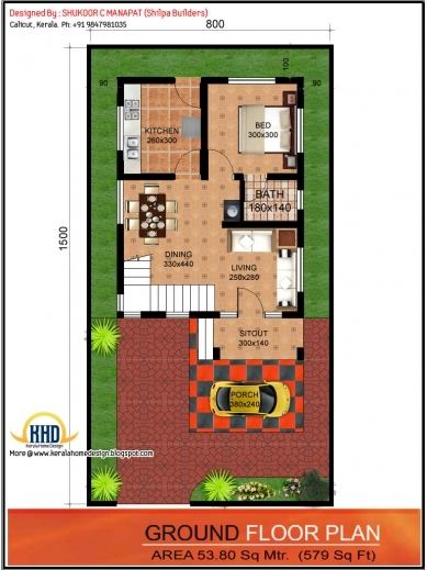 Remarkable 1062 Sqft 3 Bedroom Low Budget House Kerala Home Design And Show House Plan For 3bedroom House Pic