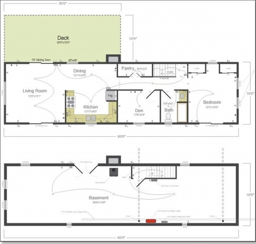 Surprising Stunning Home Plans For Small Houses Plans Smallest House Plan Largest Home Design Picture Inspirations Pitcheantrous