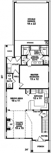 Remarkable Pinterest The World39s Catalog Of Ideas 3 Bedroom Plan On Half Plot Photo