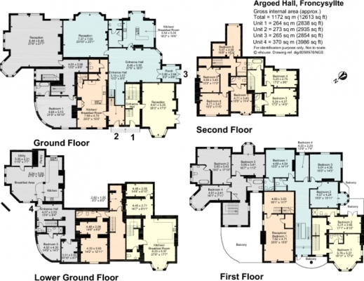 Floor Plans For A Castle House Floor Plans