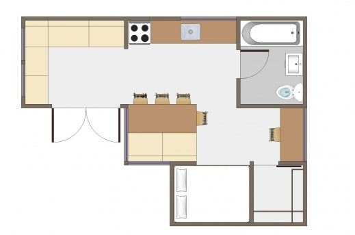 Stunning Home Plans For Small Houses Plans Smallest House Plan Picture