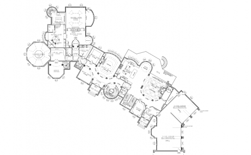 Stunning Mega Mansion Floor Plans Mega Mansion Floor Plan Pic