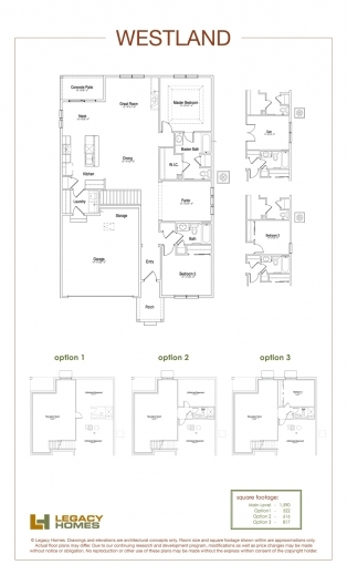 Stunning Westland Floor Plan Legacy Homes Omaha And Lincoln Redmond Floorplan Legacy Homes Images