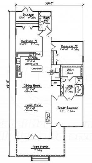 Stylish 10 This Small Three Bedroom Small 3 Bedroom House Plans Home Small 3bedroom Home Plans Images