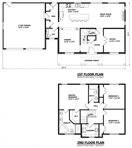 Stylish 1000 Ideas About Two Storey House Plans On Pinterest Double Two Storey House Plan Picture