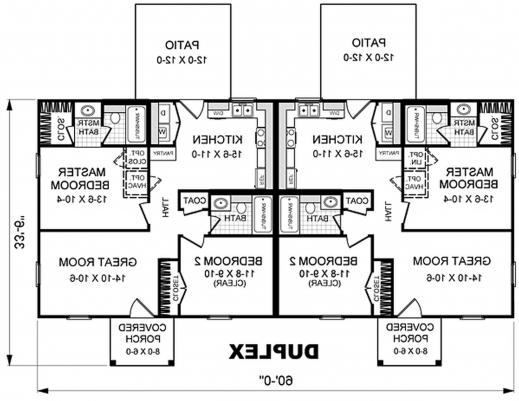 Stylish 2d Floor Plans Dimensions County Club Apartments Clipgoo 5 Bedroom Apartment / Home Plan Design Pics