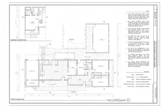 Stylish Filefirst And Second Floor Plan Kykuit Marcel Breuer G 5 Floor Plans Image