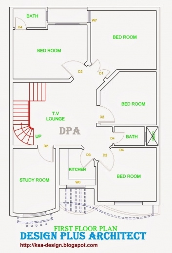 Stylish Home Plans In Pakistan Home Decor Architect Designer Home 2d Plan Hd 2d House Plan Pics Pic