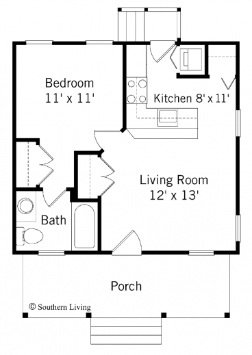 Stylish Small Home Plans Cottage House Plans Small Home Plan Images
