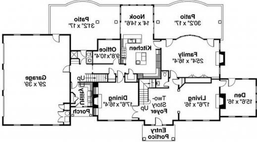 Wonderful Architectural House Plans Architect House Plans Architectural Home Nigeria Floor House Plan Image
