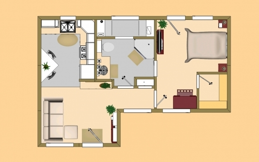 Wonderful Blog Cozy Home Plans Part 3 1000 Sqft Wonderful Home Plan Pics