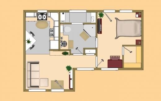 Wonderful Blog Cozy Home Plans Part 3 1000 Sqft Wonderful Home Plan Pics