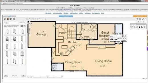 Delightful How To Draw Floor Plans Online Youtube Youtube Floor