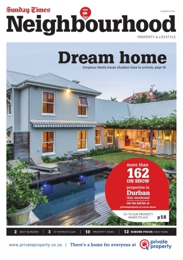 Wonderful Neighbourhood Dbn 15 May 2016 Your Neighbourhood Issuu Queensburgh Design House Plans Picture