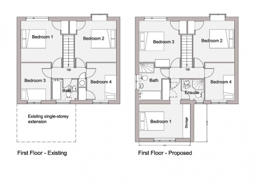 House plans drawing house floor plans for Draw house plans online