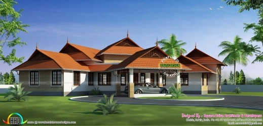 Amazing Kerala Style Home Design 2016 Kerala Home Design And Floor Plans Kerala Home Plan In 2016 Picture