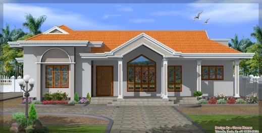 Amazing Single Floor House Designs Kerala House Planner Single Floor House Plan And Elevation Kerala Photos