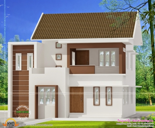 Awesome 1750 Square Feet House Kerala Home Design And Floor Plans Kerala House Plans 700square Feet Pic