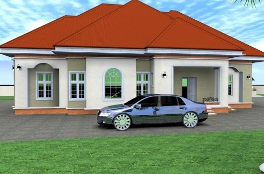 Awesome 3 Bedroom Bungalow House Plans In Nigeria Bedroom Decorating Ideas 3 Bedroom Bungalow Floor Plan In Nigeria Image