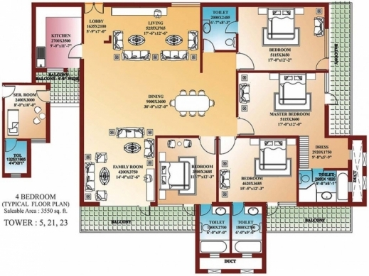 Awesome Awesome Bedroom Looking 4 Bedroom 3 5 Bath House Plan House Plans House Plans 4 Bed Rooms Pic