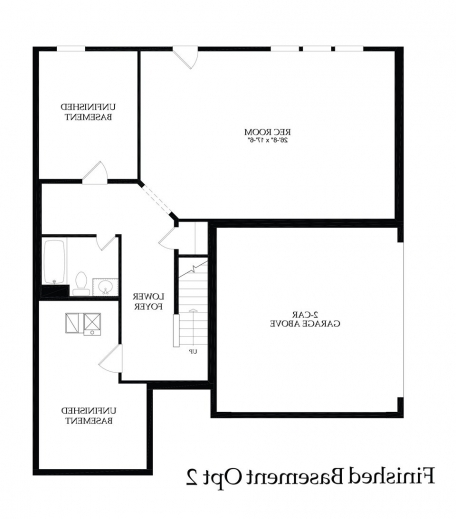 Awesome House Plans With Basement Zionstar Find The Best Images Of House Basement Plans Photo